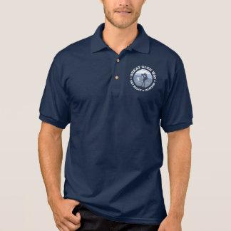 Große Schlucht-Weise Polo Shirt