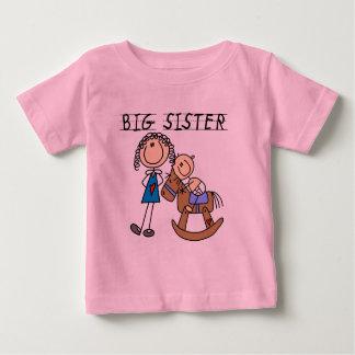 Große Schwester-Baby-Bruder-T - Shirts und