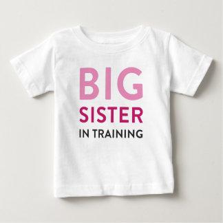 Große Schwester-Shirt, große Baby T-shirt