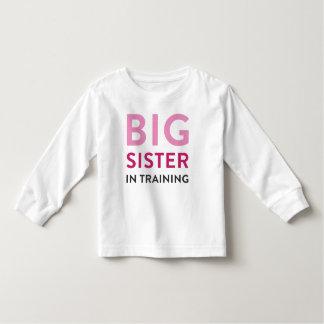 Große Schwester-Shirt-Mitteilung, Schwester im Kleinkind T-shirt