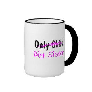 Große Schwester Tee Tasse