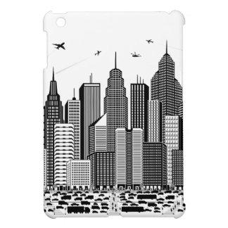 Große Stadt iPad Mini Hülle