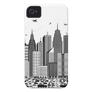 Große Stadt iPhone 4 Hüllen