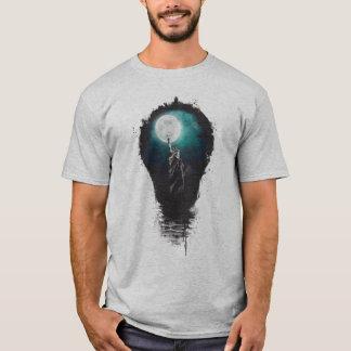 Große Stadtlichter T-Shirt