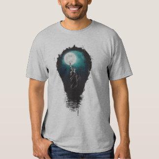Große Stadtlichter T-Shirts