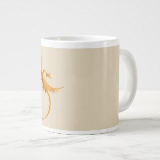 Große Tasse des chinesischen Drachen