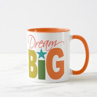GROSSE TraumTasse - wählen Sie Art u. Farbe Tasse