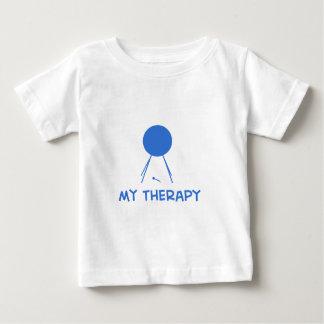 Große Trommeln meine Therapieentwürfe Baby T-shirt