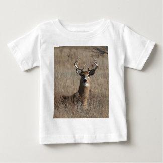 Große Trophäe-Dollar-Rotwild in der hohen Baby T-shirt