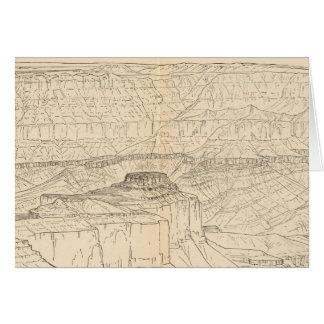Große Unvereinbarkeit, Kopf von Grand Canyon Karte