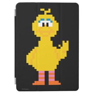 Große Vogel-Pixel-Kunst iPad Air Cover