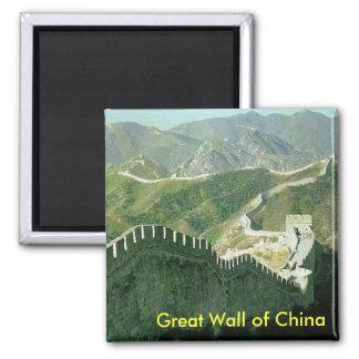 Große Wand der China Quadratischer Magnet