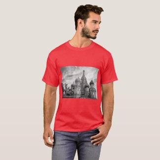 Große Welle V des Kremls x. T-Shirt