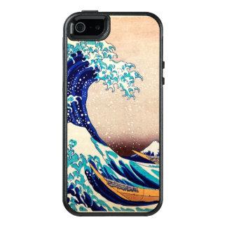 Große Welle weg Japaner-Druck-Kunst Kanagawa von OtterBox iPhone 5/5s/SE Hülle