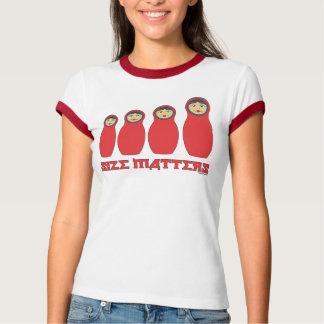Größen-Angelegenheiten - Russe Petrushka Shirt für