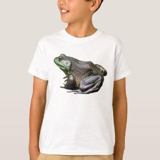 Großer alter Ochsenfrosch-Tier-T - Shirt