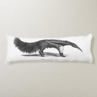 Großer Anteater-Körper-Kissen Seitenschläferkissen