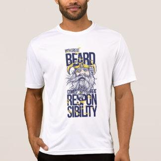 Großer Bart T-Shirt