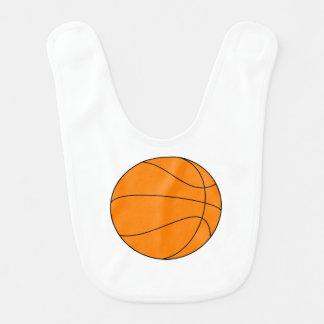 Großer Basketball Lätzchen