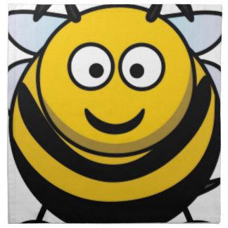 großer Bienenjunge Serviette