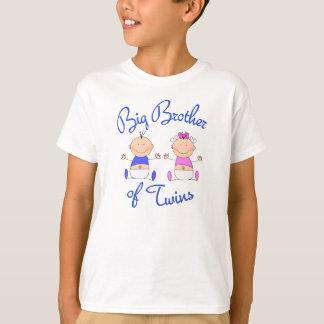 Großer Bruder der Doppelbabys Hemd