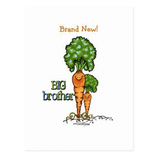 Großer Bruder - Karotte