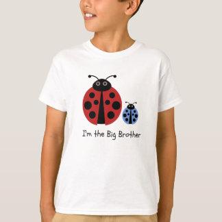 Großer Bruder-Marienkäfer-Shirt T-Shirt