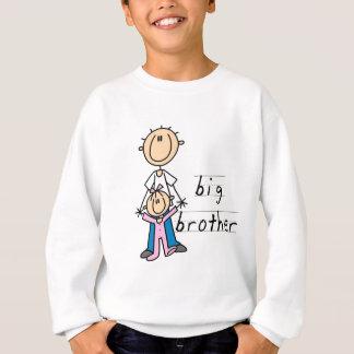 Großer Bruder mit Baby-Schwester-T-Shirts und Sweatshirt