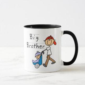 Großer Bruder mit kleinem Bruder Tasse