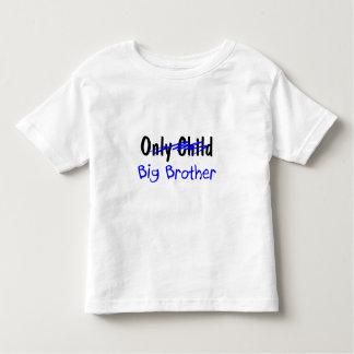 Großer Bruder (nicht mehr Einzelkind) Kleinkinder T-shirt