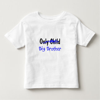 Großer Bruder (nicht mehr Einzelkind) T-shirt