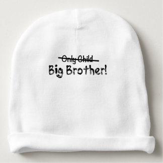 Großer Bruder (nur Kind heraus gekreuzt) niedlich Babymütze