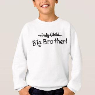 Großer Bruder (nur Kind heraus gekreuzt) niedlich Sweatshirt