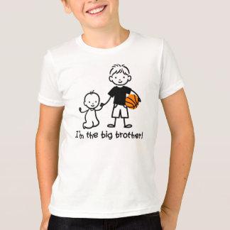 Großer Bruder - Strichmännchen-T - Shirts