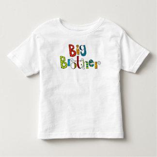 großer Bruder T-Stück Kleinkind T-shirt