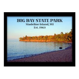 Großer Bucht-Staats-Park Postkarte