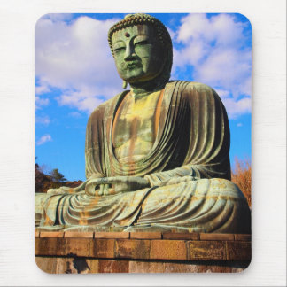 Großer Buddha Mauspad