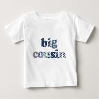 Großer Cousin Baby T-shirt