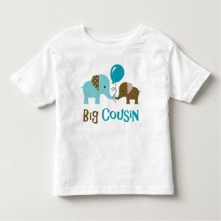 Großer Cousin - Mod-Elefant-T - Shirts für Jungen