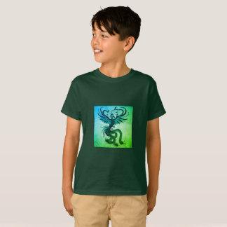 Großer Drache-T - Shirt