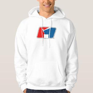 Großer Druck STUMPF LogoHoodie Kapuzensweater