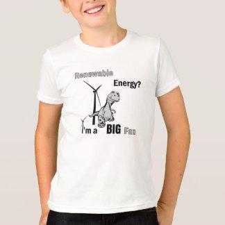 Großer Fan der erneuerbarer Energie T-Shirt
