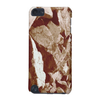 Großer Felsen - gezackte Flusssteine iPod Touch 5G Hülle