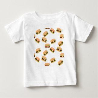 Großer geschmackvoller Burger Baby T-shirt