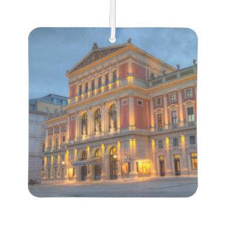 Großer Hall der Dackel Musikverein, Wien, Autolufterfrischer