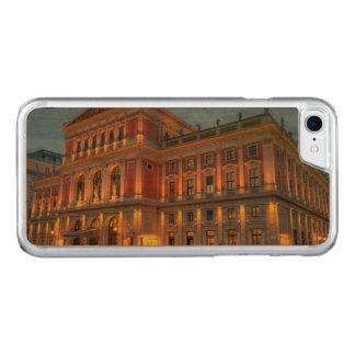 Großer Hall der Dackel Musikverein, Wien, Carved iPhone 8/7 Hülle