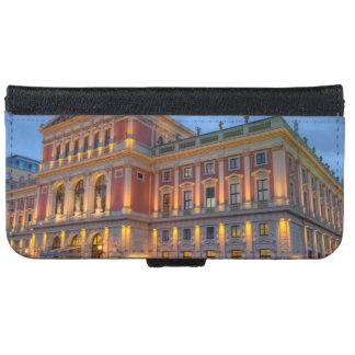 Großer Hall der Dackel Musikverein, Wien, Geldbeutel Hülle Für Das iPhone 6/6s