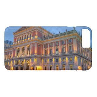 Großer Hall der Dackel Musikverein, Wien, iPhone 8 Plus/7 Plus Hülle