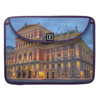 Großer Hall der Dackel Musikverein, Wien, Sleeve Für MacBook Pro