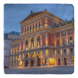 Großer Hall der Dackel Musikverein, Wien, Töpfeuntersetzer